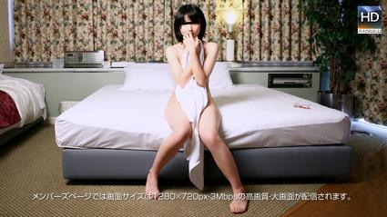 ユリ 完全素人AV DEBUT~初めての中出し~