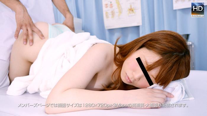 【メス豚】潜入!! 女性専門整体クリニック カルテNo.3 軽石恵